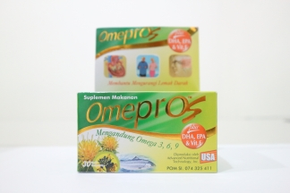 Omepros 30 Soft Gel