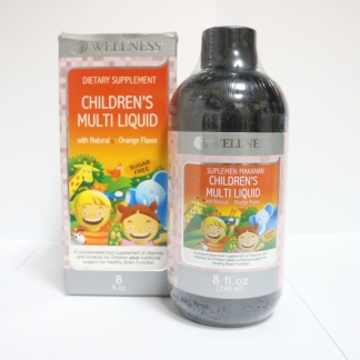 Childrens Multi Liquid