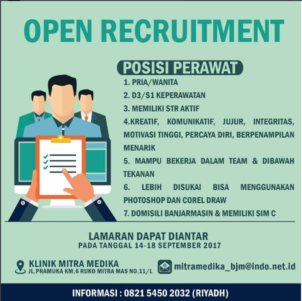 Open Recruitment