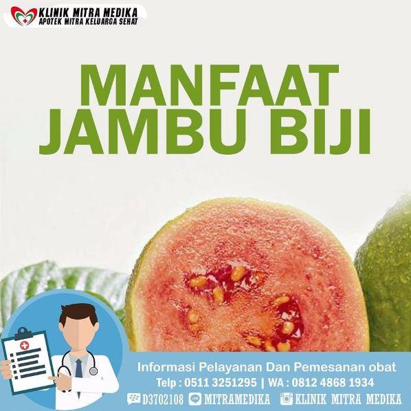 Manfaat Jambu biji