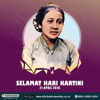 Selamat Hari Kartini 2018