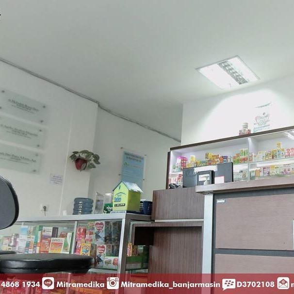 Ruang Pendaftaran Pasien