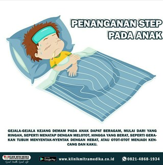 Step Pada Anak