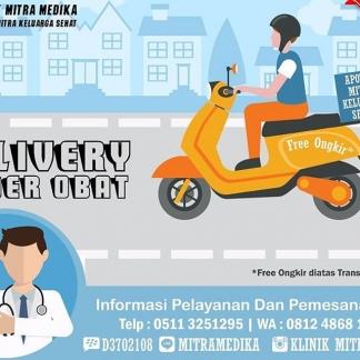 Delivery Order Obat