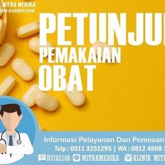 Petunjuk Pemakaian Obat