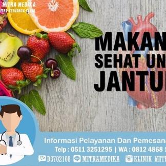 Makanan Sehat Untuk Jantung